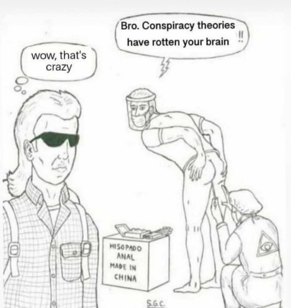 ConspiracySwab